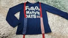 キッズアメリカンTシャツ140
