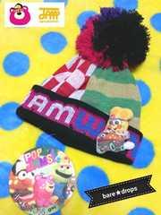 新品秋冬【JAMジャム】Mサイズ52~55cmバーニーニットキャップ帽子男女OK¥3045