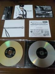 《安室奈美恵/PLAY》【CDアルバム+DVD】初回限定盤