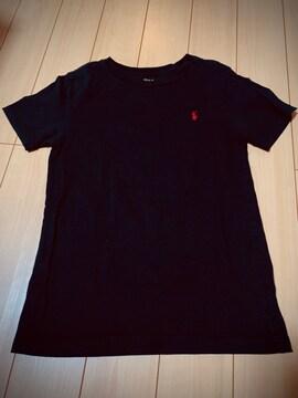 男の子 ラルフローレン 140 半袖Tシャツ 黒