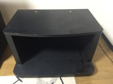 テレビ台 ブラック 訳あり テレビボード