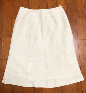 白☆スカート