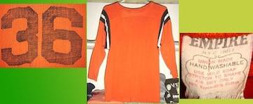 ビンテージ EMPIRE アメフト Tシャツ ナンバリング 60s