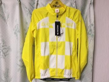 新品未使用ルコック黄色ジャンパージャケットアウターブルゾン