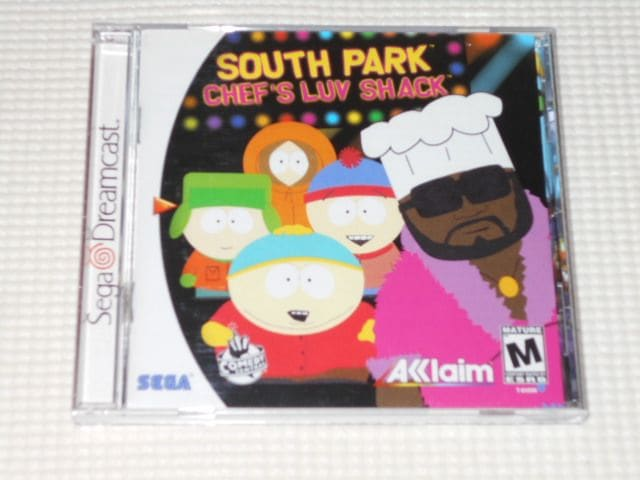 DC★SOUTH PARK CHEF'S LUV SHACK 海外版  < ゲーム本体/ソフトの