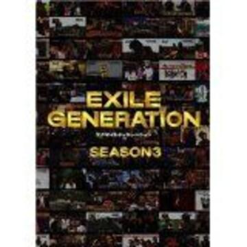 ■DVD『EXILE GENERATION シーズン�B』黒人系ダンスグループ