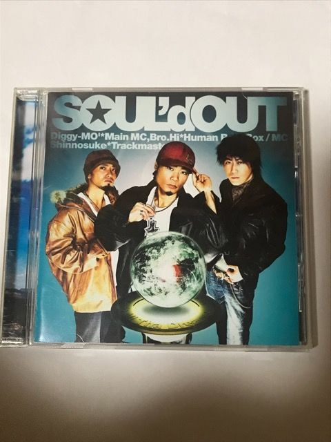 SOUL'd OUT / To All Tha Dreamers  < タレントグッズの