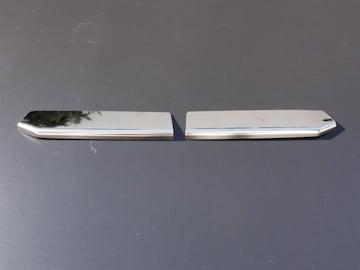 クロームメッキフロントバンパーダクトモール エルグランド E52