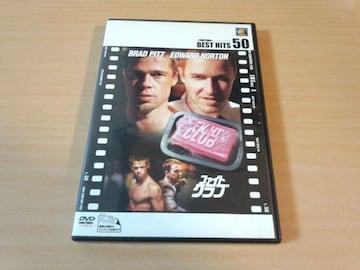 映画DVD「ファイト・クラブ」ブラッド・ピット●
