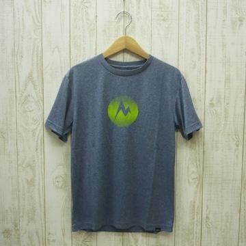 即決☆マーモット特価MARKロゴ半袖Tシャツ DN/Mサイズ 新品