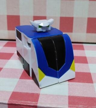 変形ロボット すかいらーくグループのコインガチャ景品