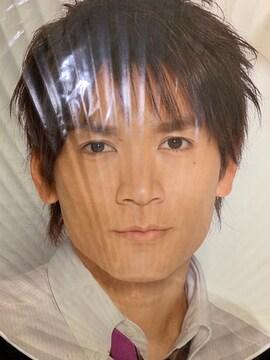 V6★長野博/コンサート・うちわ