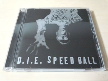 D.I.E. CD「SPEED BALL」(GLAY TAKURO HISASHI TERU参加)●
