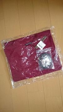 人気完売★ワンウェイ★ノースリタートルワンピ ボルドー/M 新品タグ付 oneway