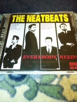 CD THE NEATBEATS(ニートビーツ) EVERYBODY NEED!