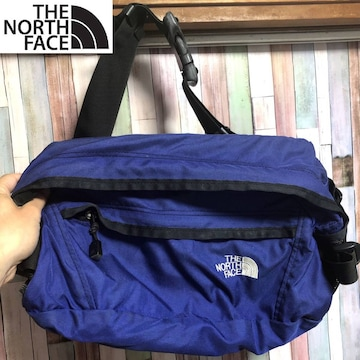 90'S THE NORTH FACE ウエストバッグ �A
