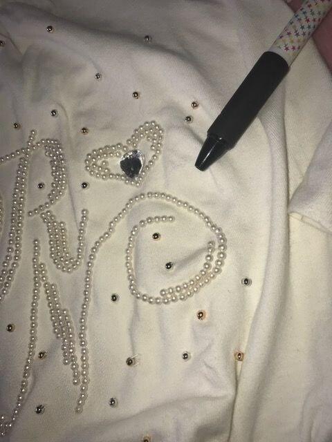 #RONI#キラロゴロンT XS ロニィアース < ブランドの