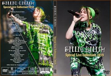ビリー・アイリッシュ・2019 ライブ2本+Bonus!・Billie Eilish