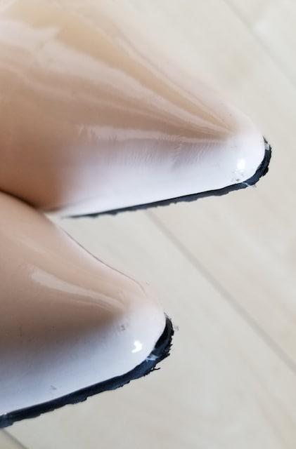 小さいサイズ ポインテッドパンプス 美脚 春 < 女性ファッションの