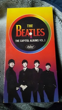 THE BEATLES(ビートルズ) THE CAPITOL ALBUMS VOL.1 4枚組BOX輸入盤