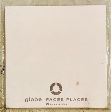 新品glove/FACES PLACES/付箋