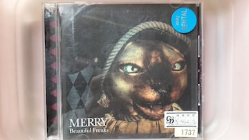MERRYアルバムCD『Beautiful Freaks』