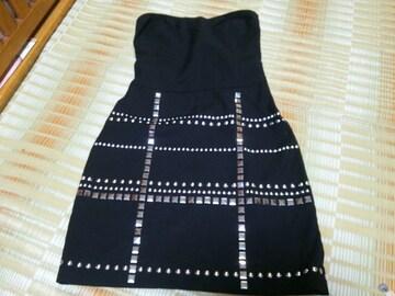 デニーローズ DENNY ROSE イタリア製 レディース スカート XS 黒