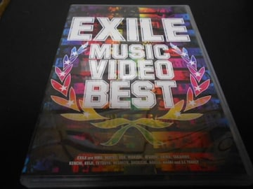 【DVD】EXILE MUSIC BEST VIDEO BEST  2枚組