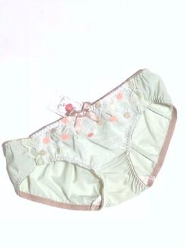 新品<豪華刺繍レースドット>Risa Magli/リサマリ(ショーツ)M