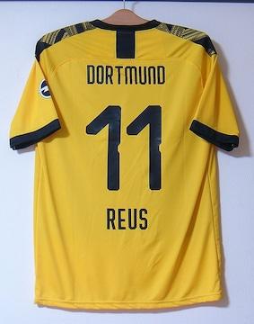 新品☆マルコ・ロイス☆ドルトムント☆黄色L11番半袖Nドイツ代表