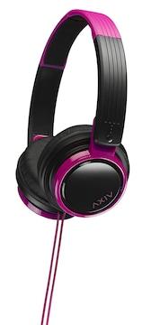 折りたたみ式 DJユースモデル ブラック&ピンク