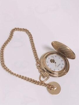 T122 極美品★ Burberrys バーバリーズ 懐中時計