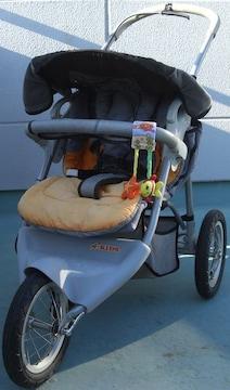 A-KIDS ミズタニ3輪バギー ベビーカー中古品
