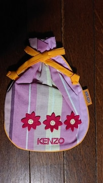 KENZOのポーチ  新品未使用