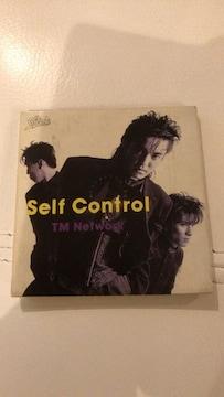 ★中古★CD★シングル★TM NETWOK★SELF CONTROL