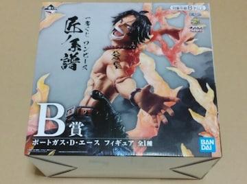 【ワンピース】フィギュア『B賞:ポートガス・D・エース』匠の系譜