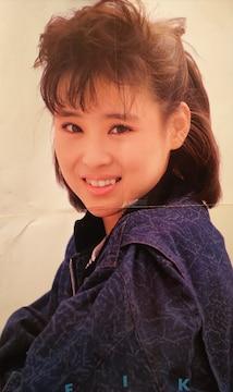 松田聖子&田原俊彦【近代映画1983年10月号両面大型ポスター】