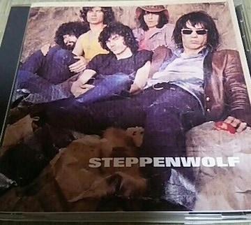 国内盤CD ステッペンウルフ ベスト 帯あり STEPPENWOLF