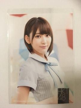 HKT48 キスは待つしかないのでしょうか? タワレコ写真 宮脇咲良
