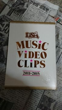 LiSA MUSiC ViDEO CLiPS