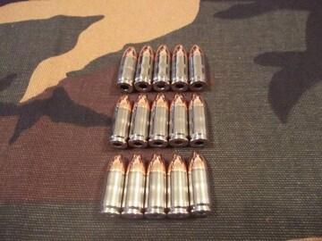 ダミーカート 9ミリルガー弾15発セット