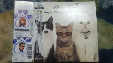 THE ALFEE シングルヒストリー6 紙ジャケ 帯付 2枚組ベスト