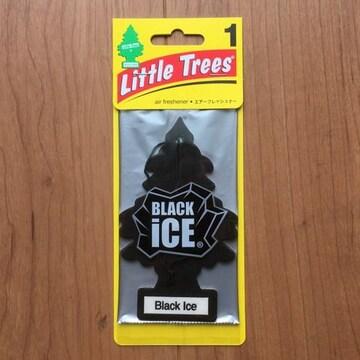 【送料無料】リトルツリー LittleTree 芳香剤/ブラックアイス