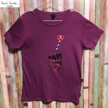 PAUL SMITH JEANS POP Tシャツ