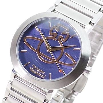 ヴィヴィアン ウエストウッド 腕時計 レディース VV222BLSL
