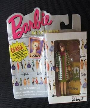 パッケージダメージ有りバービー人形キーホルダー