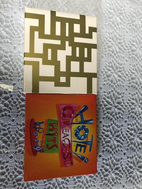 布袋寅泰 CD DVD  2枚セット  < タレントグッズの