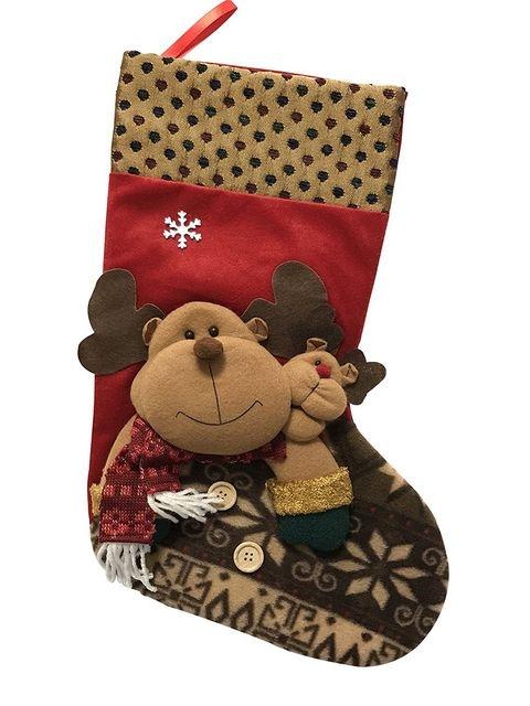 大きい クリスマス ソックス 靴下  < インテリア/ライフの