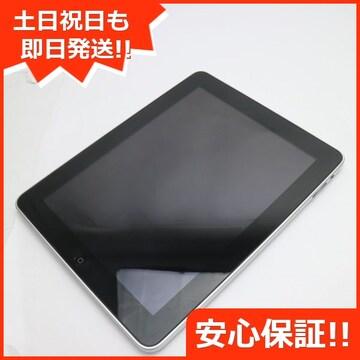 ●安心保証●超美品●iPad Wi-Fi 64GB ブラック●