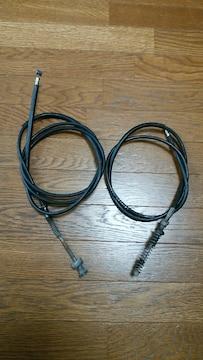 タクトAB07 ブレーキワイヤーセット
